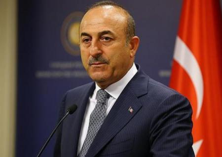 """""""Azərbaycanlı qəhrəmanlarımızı rəhmətlə yad edirəm"""" - Çavuşoğlu"""