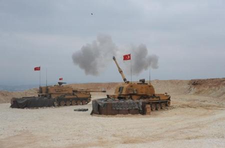 Suriyada müxaliflərə qarşı hücumlar artdı, Türkiyə əlavə qüvvələr göndərdi