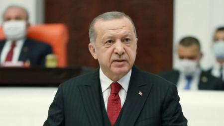 """""""ABŞ Suriya və İraqdan çıxmalıdır"""" - Ərdoğan"""