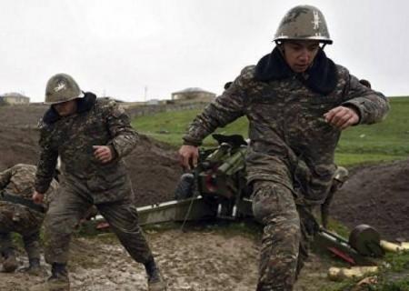 """""""Ordumuz qəhrəmanlığa baxmayaraq, daim geri çəkilirdi"""" - Erməni nəşri"""