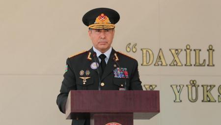 Vilayət Eyvazov polkovnik-leytenanta yeni vəzifə verdi