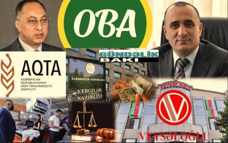 """""""Veysəloğlu""""nun OBA-sından bitib tükənməyən ŞİKAYƏTLƏR- AQTA,Vergi Xidməti niyə OBANI yoxlamır ?"""