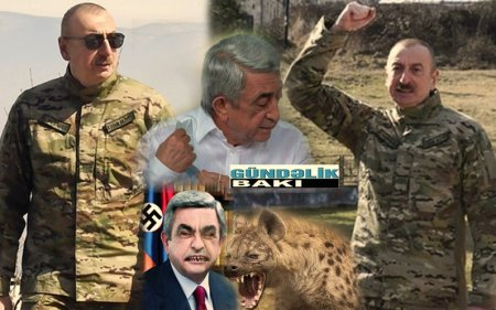 Sən  GİYENA-san Serjik...- Serjikin  atası Azat Sarkisyan yox, 37 yaşında ölən qaraçı Romandır...