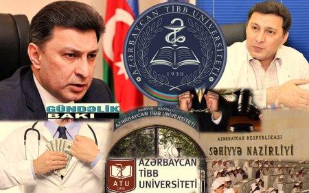 Hesablama Palatası ATU-da ciddi qanun pozuntuları aşkarladı- Rektor Gəray Gəraybəyli qohumbazlıq edir…